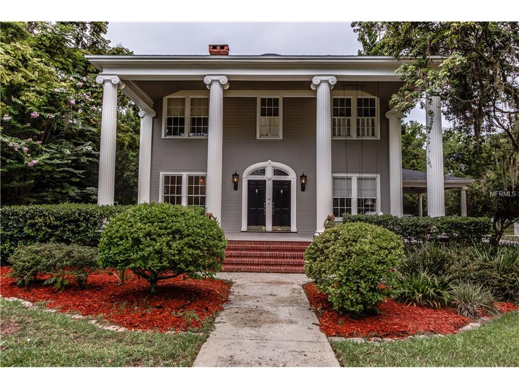 Historic homes in deland florida for Victorian homes for sale in florida