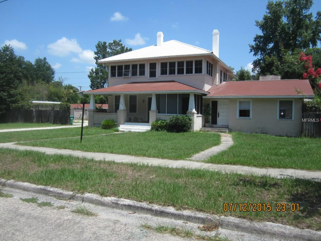 Historic homes in deland florida for Victorian homes for sale florida